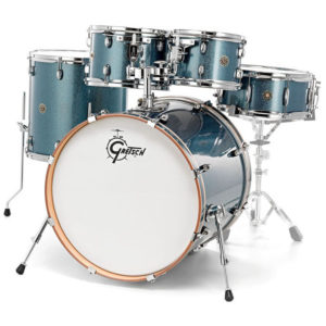 GRETSCH Catalina Maple Aqua Sparkle Set Τύμπανα