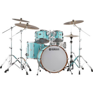 YAMAHA Recording Custom Rock Ακουστικό Drums Set Surf Green